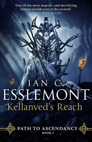 Kellanved's Reach (Path to Ascendancy, #3)