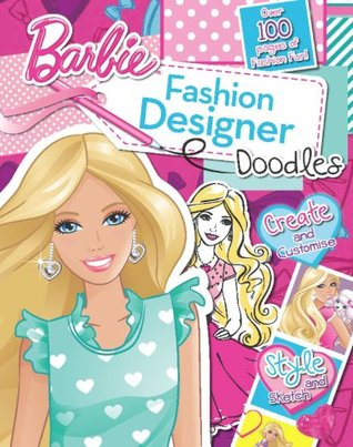 Barbie Fashion Designer Doodles