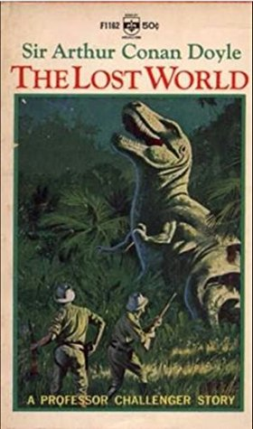 The Lost World (Professor Challenger Series - 1) (Illustrated): Latest Edition