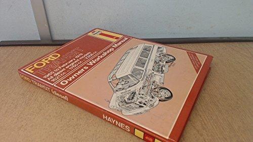Ford Transit Diesel Owner's Workshop Manual