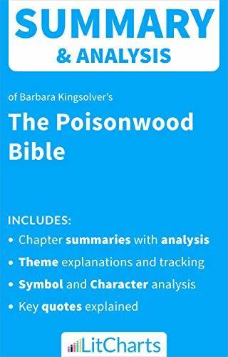 Summary & Analysis of The Poisonwood Bible by Barbara Kingsolver