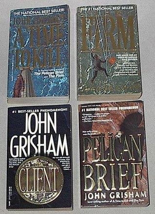 John Grisham: 4 Novels