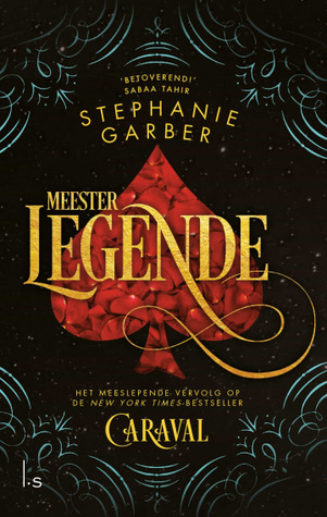 Meester Legende by Stephanie Garber