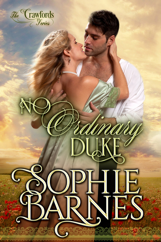No Ordinary Duke (The Crawfords, #1)