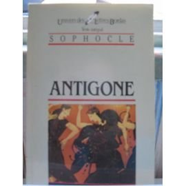 SOPHOCLE/ULB ANTIGONE