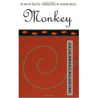 Folk Novel of China by Wu Cheng'en (Paperback), English,1994