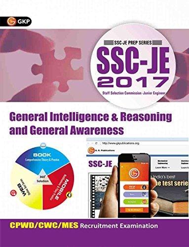 SSC JE General Intelligence & Reasoning General Awareness