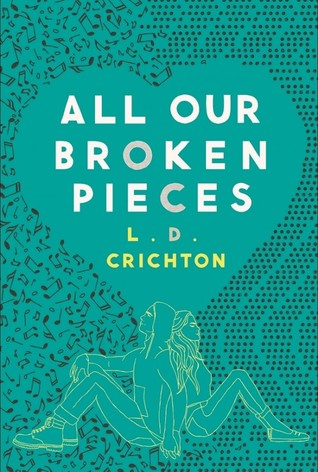 Image result for all our broken pieces ld crichton