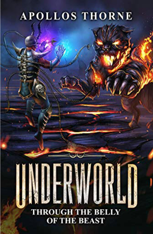 Underworld, Book 2  - Apollos Thorne