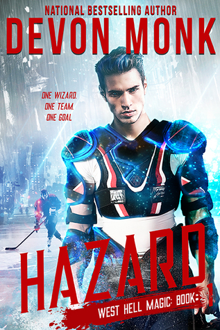 Hazard (West Hell Magic, #1)