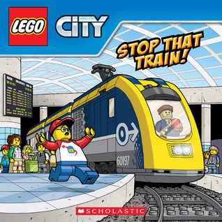 Stop that Train! with poster (LEGO City #17)
