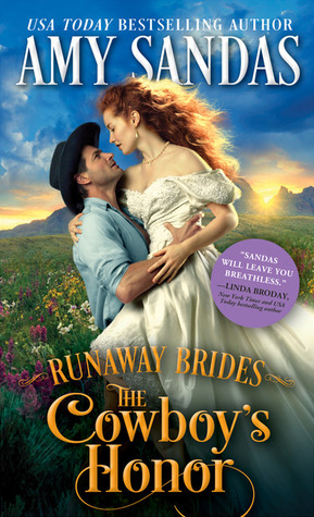 The Cowboy's Honor (Runaway Brides, #2)