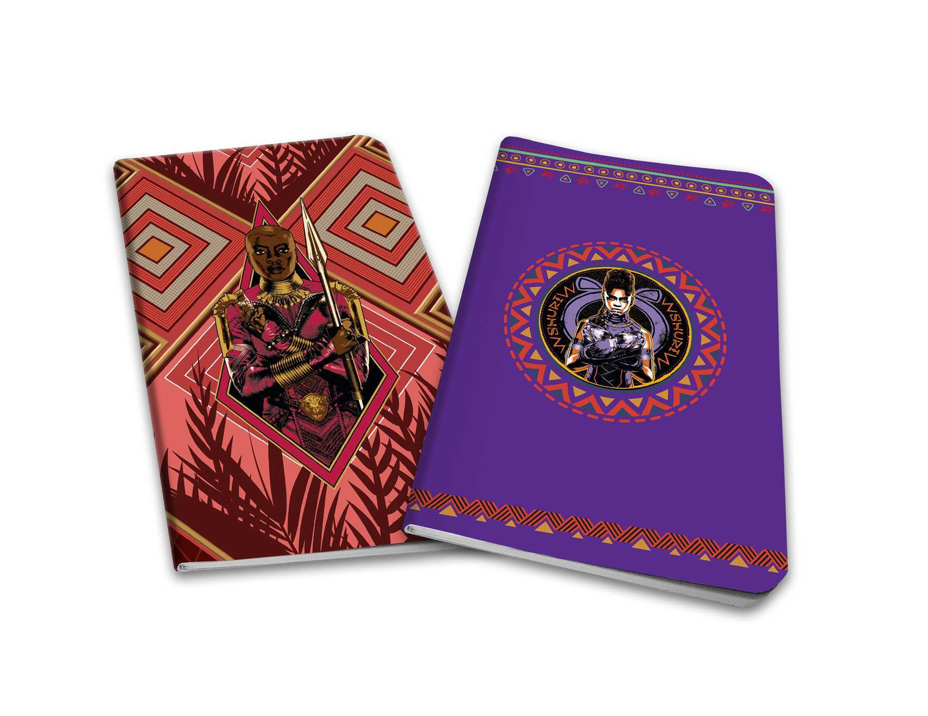 Marvel's Black Panther Character Notebook Collection (Set of 2): Women of Wakanda