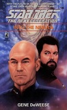 Into the Nebula (Star Trek: The Next Generation, #36)