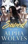 Saved by the Alpha Wolves (Crescent Moon Shifters #1)