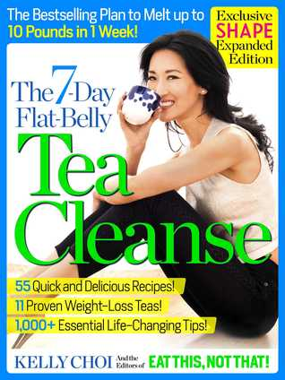 The 7-Day Flat-Belly Tea Cleanse - Exclusive Shape Expanded Edition