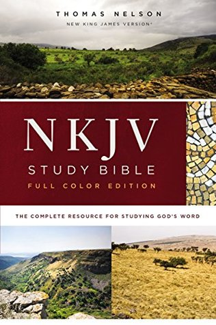 NKJV Study Bible, Full-Color, Red Letter Edition, eBook: The Complete Resource for Studying God's Word