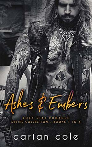 Ashes & Embers Series Collection (Ashes & Embers #1-4)
