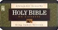 Alexander Scourby Holy Bible-KJV