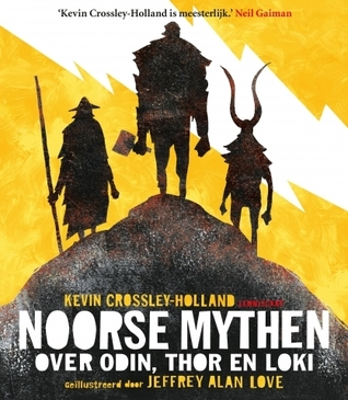 Noorse mythen – over odin, thor en loki – Kevin Crossley-Holland