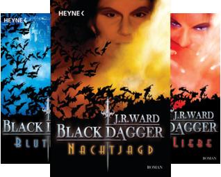 BLACK DAGGER (Reihe in 32 Bänden)