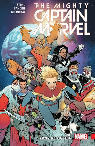The Mighty Captain Marvel, Vol. 2: Band of Sisters