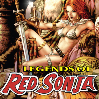 Legends of Red Sonja (Issues) (5 Book Series)