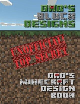 Dad's Block Designs: Dad's Minecraft Design Book: Volume 13 (Minecraft Design Books)