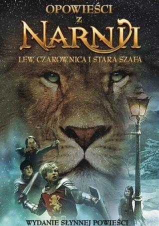Lew, czarownica i stara szafa (Opowieści z Narnii #1)