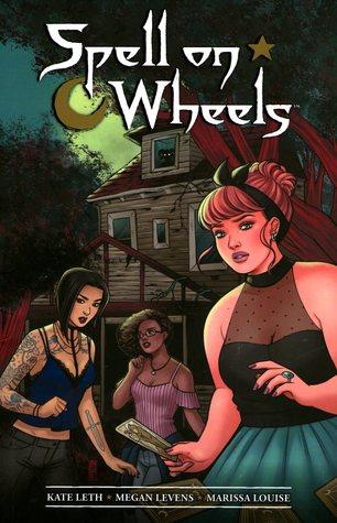 Spell on Wheels (Spell on Wheels, #1-5)