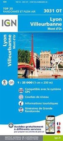 Lyon / Villeurbanne / Mont d'Or