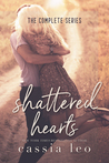 Shattered Hearts: The Complete Series (Shattered Hearts, #1-4, 6)