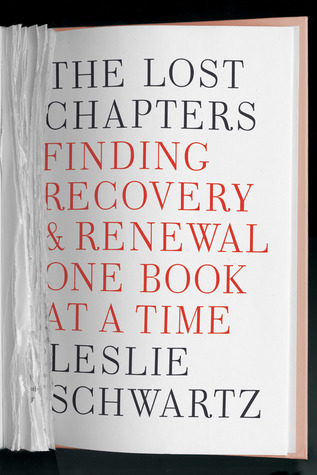 The Lost Chapters: Finding Recovery and Renewal One Book at a Time
