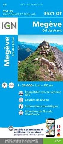 Megève / Col des Aravis