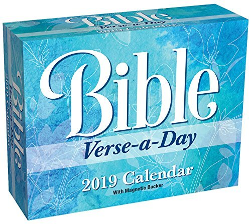 Bible Verse 2019 Mini Day-to-Day Calendar