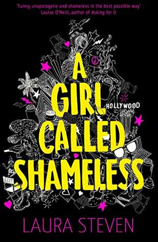 A girl called shameless by Laura Stevens