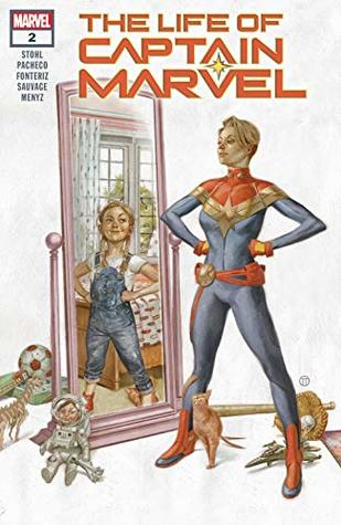 The Life Of Captain Marvel (2018) #2