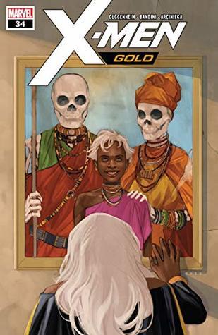 X-Men Gold #34