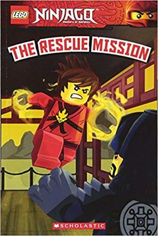 LEGO Ninjago: The Rescue Mission