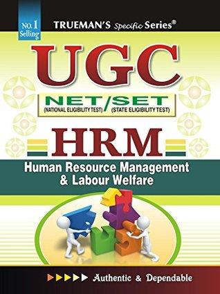 Trueman's UGC NET HRM / Human Resource Management & Labour Welfare