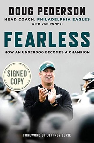 Fearless AUTOGRAPHED by Doug Pederson (SIGNED EDITION) Limited Quantity Available