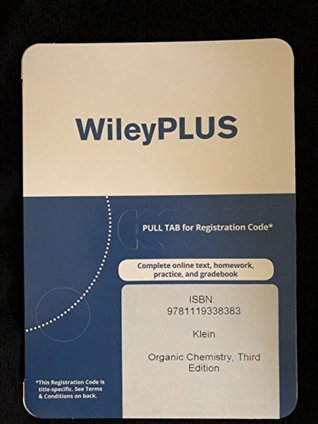 Organic Chemistry [with WileyPlus Code]