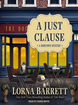 A Just Clause (Booktown Mystery, #11) (Audiobook)