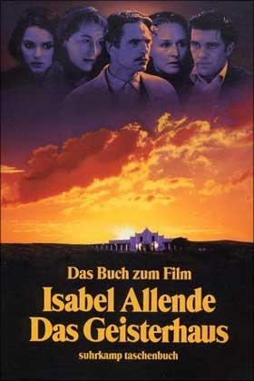 Das Buch Zum Film Das Geisterhaus
