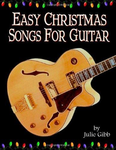 Easy Christmas Songs For Guitar