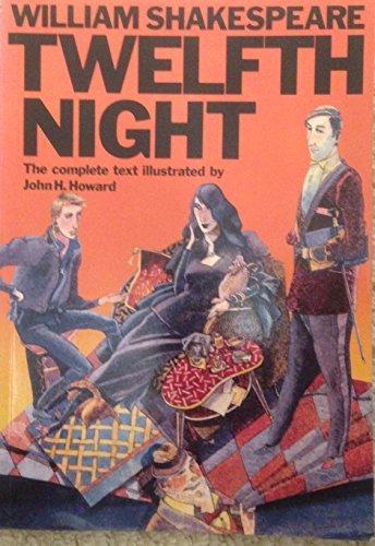 Twelfth Night: Cartoons