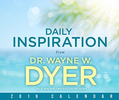Daily Inspiration from Wayne Dyer 2019 Calendar