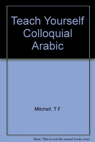 Colloquial Arabic