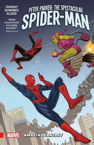 Peter Parker: The Spectacular Spider-Man, Vol. 3: Amazing Fantasy