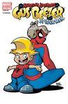 Marvelous Adventures of Gus Beezer and Spider-Man
